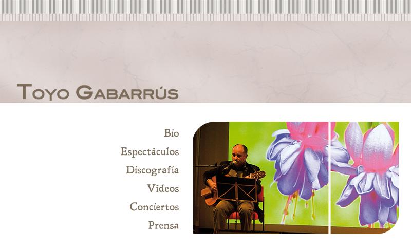 Web design Toyo Gabarrús