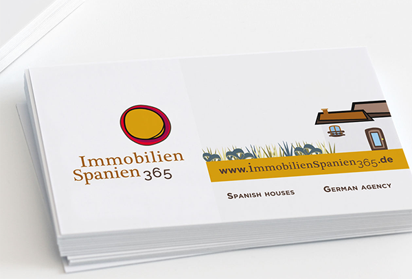 Business card: Immobilien Spanien 365
