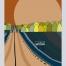 Cartel filosófico sobre los caminos de la vida