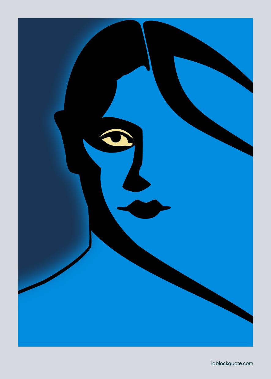 Ilustración personal basada en foto de Susana Pechuro